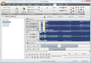 Audio editor gratuiti, i migliori per modificare musica e registrazioni.