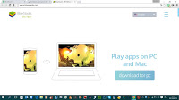 Android su Windows e MAC… BlueStacks.