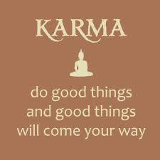 Karma: significato e vita.