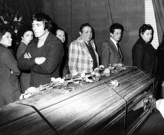 Pier Paolo Pasolini Funerale Citti Berlinguer